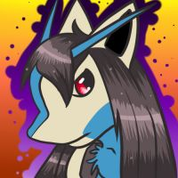 Ahazu's icon by ShushiKitty
