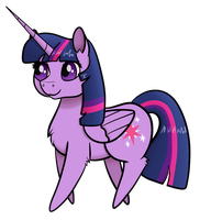 Cute Twilight Sparkle by Fia94