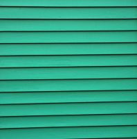 Teal Siding by Delia-Stock
