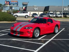 Dodge Viper GTS Coupe 2002 by JaxInc