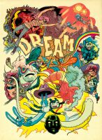 Dream Time popgun page 3 by RalphNiese