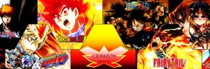 CrimZon Dragon....the Heroes.... by Unknown117