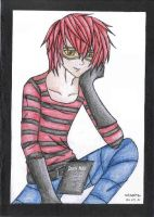 Matt- Death Note DONOTFAV by MattGasm