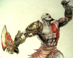 KRATOS by Fechee