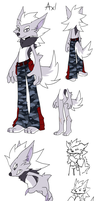 Axl Ref by UnknownSpy