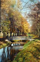 Wrzesnia poland autumn by MiFFoU