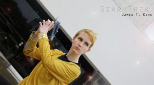 Cosplay - Kirk IV by MarineOrthodox