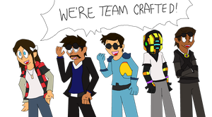 The Other Team Crafted by hoshigirl21