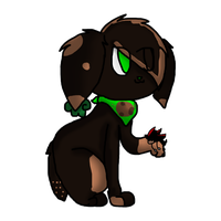 .:AT:. CookieMutt123 by FlameFiggleBottom
