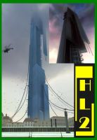Tribute to Citadel Tower by electrolizei0