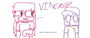 Vincassy Army by Pencil-Note