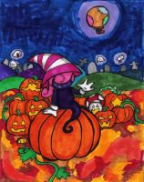 Happy Halloween from Vivian by cherriegal