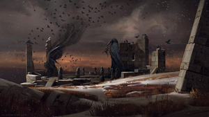 Court of Crows by Boxume