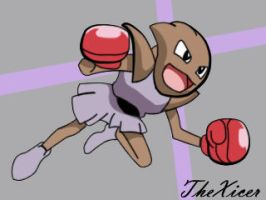 Hitmonchan by TheXicer