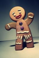 Gingy by xgrungery