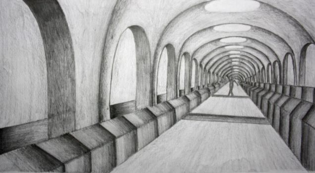 perspective view by animatorkarn