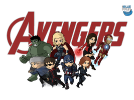 Age of Ultron by TheBlueFruit