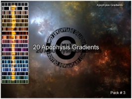 Apophysis Gradient PACK by FrostBo
