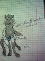 Spike Wolf by Wild-Blood-Horse