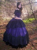 Civil War Ballgown by kraftac