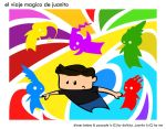 the magical travel of juanito by juanFoo