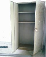 old factory locker by priesteres-stock