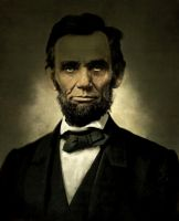 Abraham Lincoln February 2014 by SpicerColor