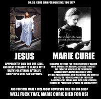 Jesus died for our sins? by rationalhub