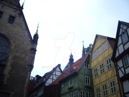 Quedlinburg by nathiicore