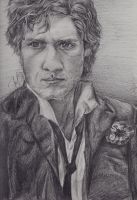 Enjolras- Aaron Tveit (2013) by hashhbrown