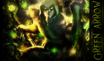 Green Arrow by aSmoTiquE