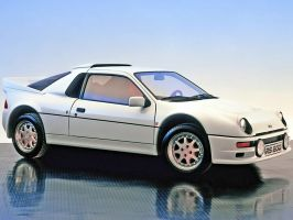 Ford RS200 by Wowches