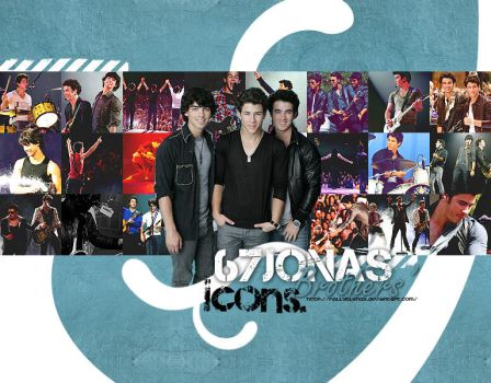 Jonas ICONS by hollyblends