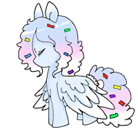 Pony for Andie :D by CaraTheHedgehog