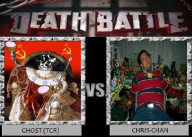 Lolcow Death Battle - Ghost vs Chris-Chan by FacepalmPunch