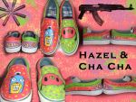 Hazel and Cha Cha Shoes by Toledoll