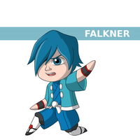 FALKNER by ToonYoungster