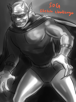 SOG Etrigan by Colours07