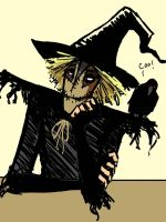 Scarecrow Request by AdAbsurdum