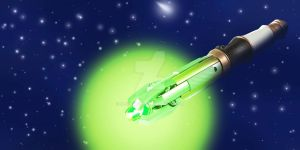Screwdriver in Space by ShifuYaku