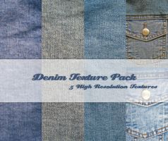 Denim Texture Pack by powerpuffjazz