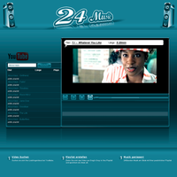 24 Music by WebMedia123