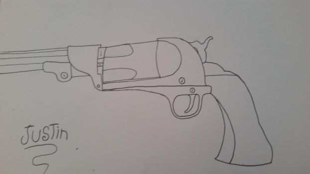 crapily drawn revolver by flyme14-avenged