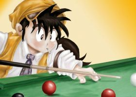 Billiards Anime by sweetcivic