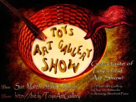 Toy's First SL Art Show by ToysoldierThor