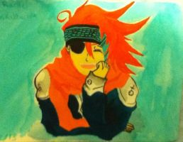 Lavi painting by Claybirdies