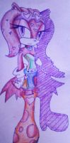 Sonic Riders Doodle-Fantail by Fantailed-Hedgehog