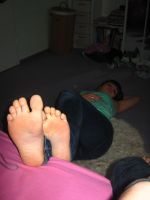 Perfect Soles 4 by SelfshotYourFeet