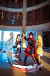 RWBY by JUTING