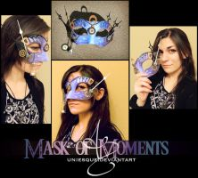 Mask of Moments by UNIesque